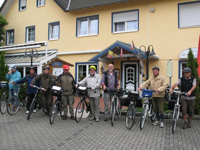 Herrenradtour 2013